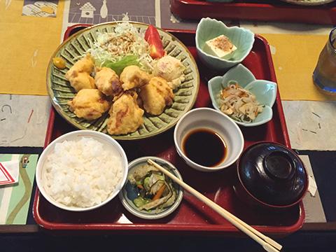 玖珠でお昼ごはん♪ お食事処 金太郎
